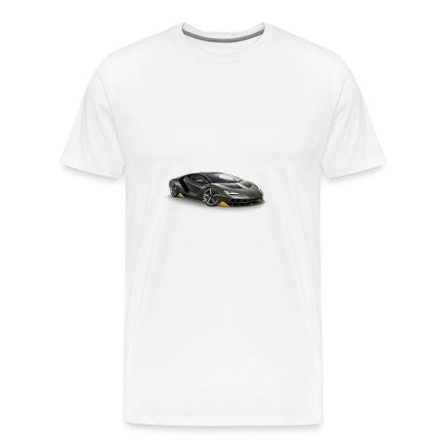 lamborghini - Men's Premium T-Shirt