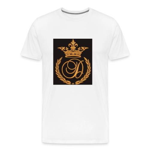 Queen D - Men's Premium T-Shirt