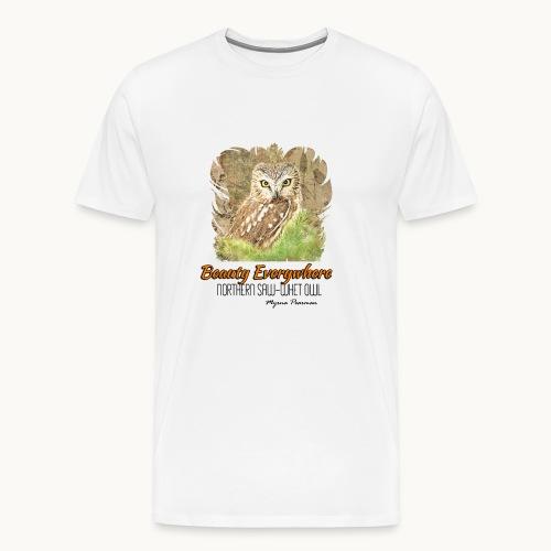 Beauty Everywhere -ORANGE- Carolyn Sandstrom - Men's Premium T-Shirt