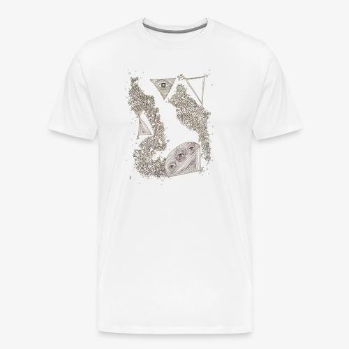 Ojos Claros - Men's Premium T-Shirt