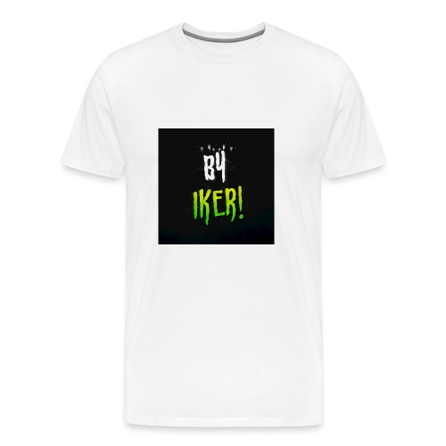 Logo By IkeR! desing by GrizArts©. - Men's Premium T-Shirt