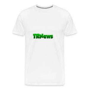 TR News - Men's Premium T-Shirt