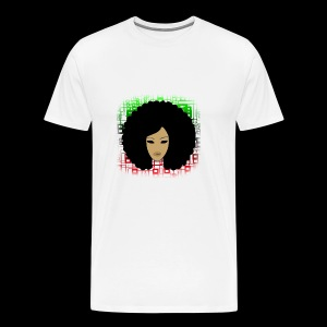 Afromatrix - Men's Premium T-Shirt