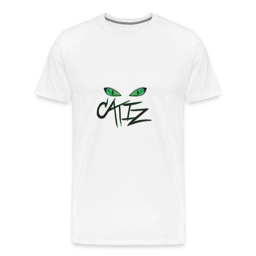 CatIz logo - Men's Premium T-Shirt