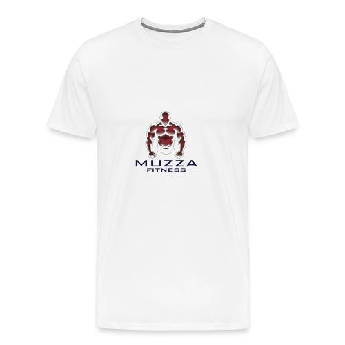 Muzza Fitness - Men's Premium T-Shirt