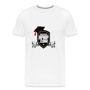 Official Smarterhiphop Merch - Men's Premium T-Shirt