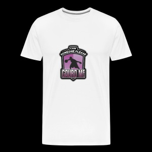 GUARD ME SHIRT LOGO - Men's Premium T-Shirt