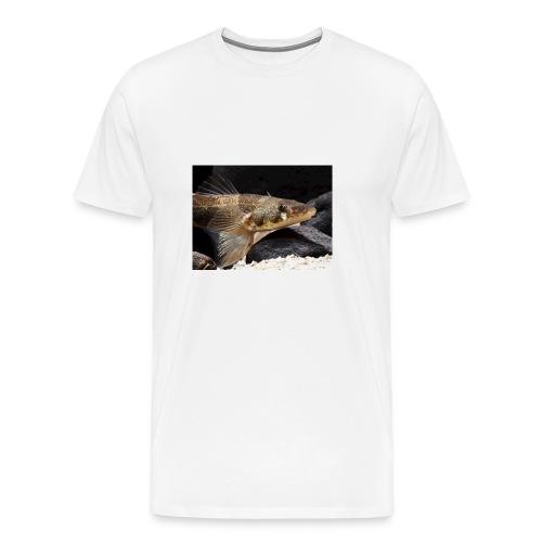 zingel fish face photo - Men's Premium T-Shirt
