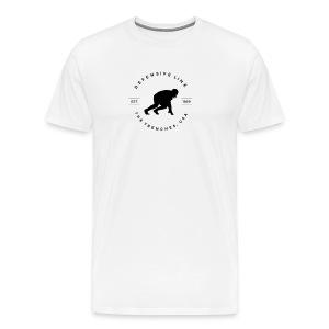 Defensive Line Tee - Men's Premium T-Shirt