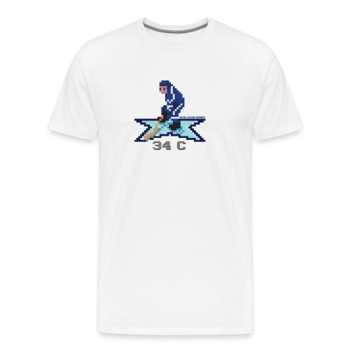16-Bit 34C - Men's Premium T-Shirt