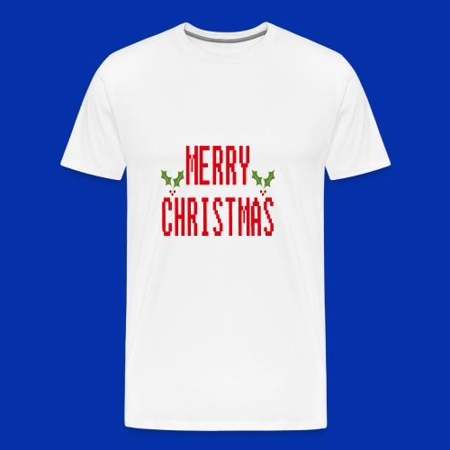 MerryChristmas - Men's Premium T-Shirt