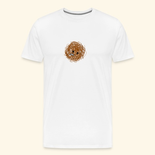 Tumbleweed clear - Men's Premium T-Shirt