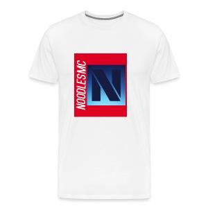 Retro Noodles - Men's Premium T-Shirt