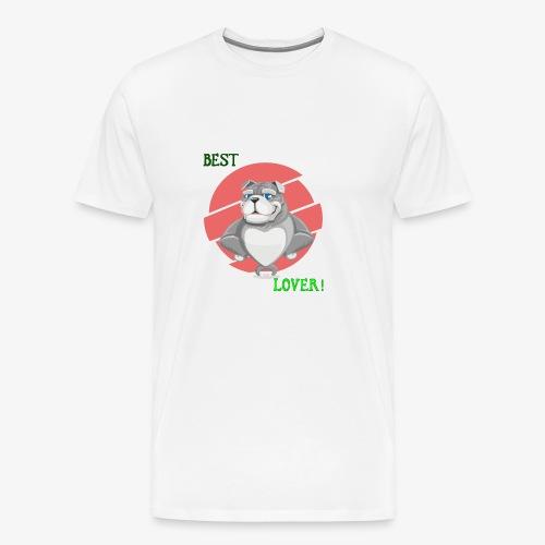 Ultimate Dog Lover! - Men's Premium T-Shirt