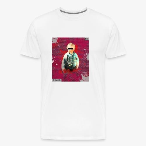 Little Pablo for grey shirts - Men's Premium T-Shirt