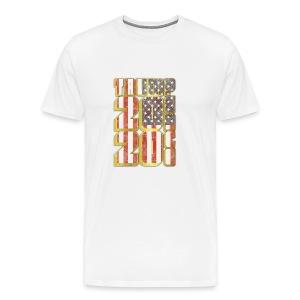 TRUMP PENCE 2020 - Men's Premium T-Shirt