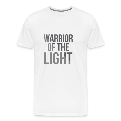 Light Warrior - Men's Premium T-Shirt
