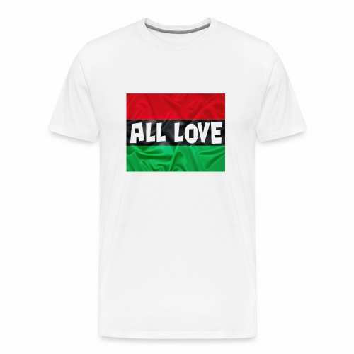 ALL LOVE - Men's Premium T-Shirt
