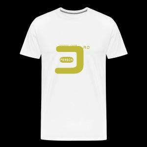 3P white - Men's Premium T-Shirt