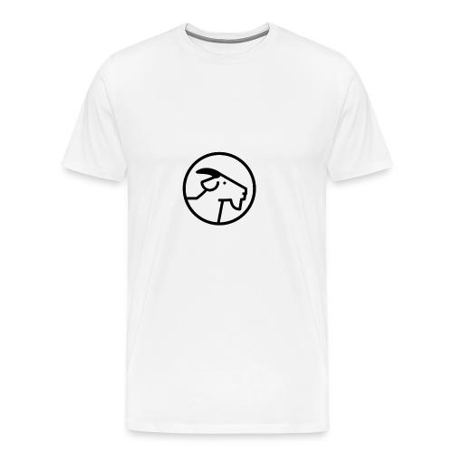 XAVIERDAGOAT Signature - Men's Premium T-Shirt