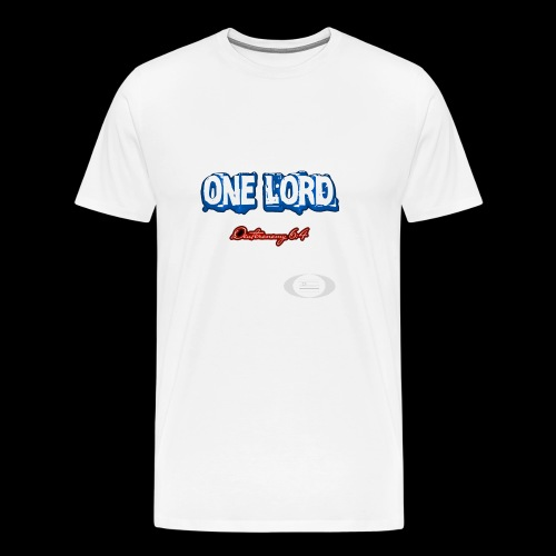 One Lord - Men's Premium T-Shirt