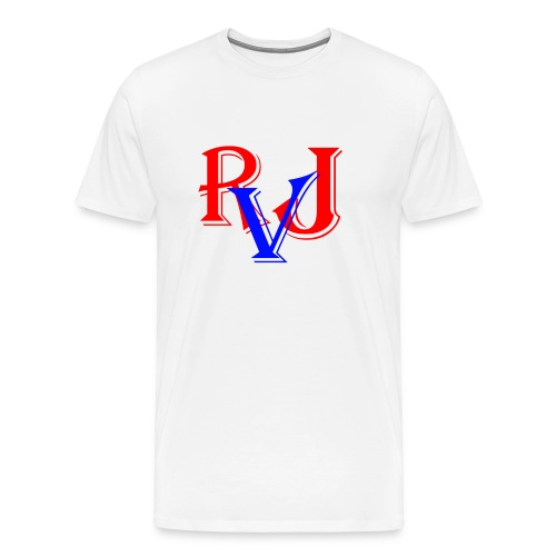 RJ Everett Vlogs - Men's Premium T-Shirt