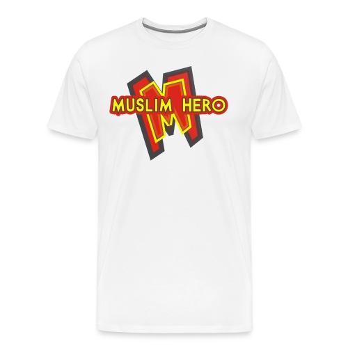 MUSLIM HERO - Men's Premium T-Shirt