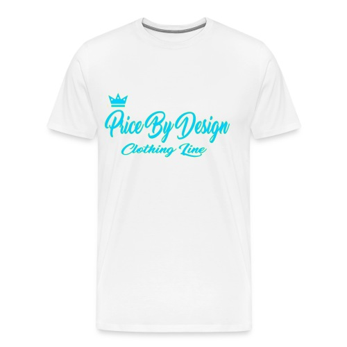 Price By Design Logo - Men's Premium T-Shirt