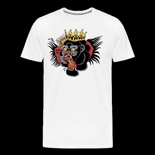 Gorilla Tattoo - Men's Premium T-Shirt