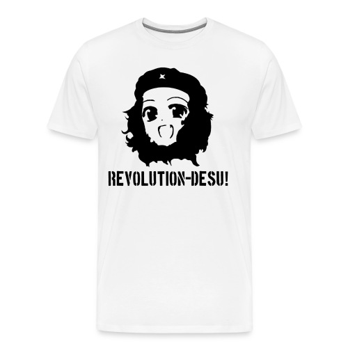 Revolution-Desu - Men's Premium T-Shirt