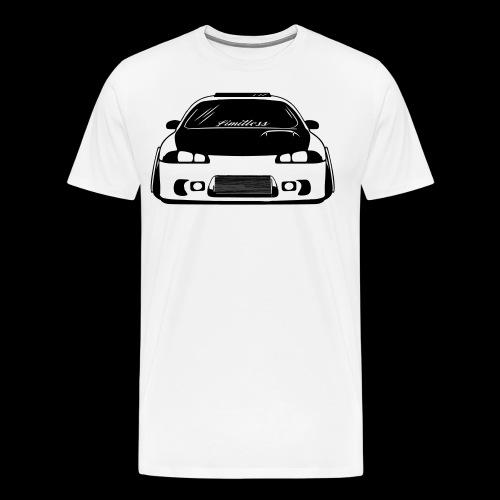 limitless eclipse - Men's Premium T-Shirt