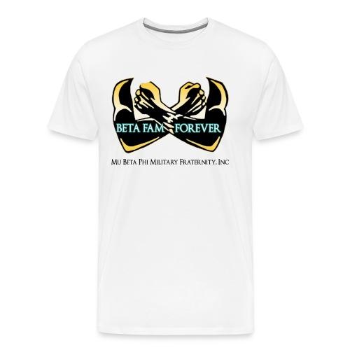 Beta Fam Forever - Men's Premium T-Shirt