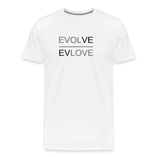 Classic Grey - Men's Premium T-Shirt