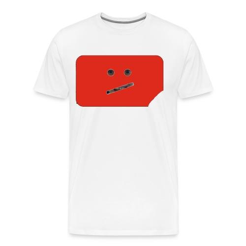 CraziLilBoy logo - Men's Premium T-Shirt