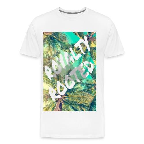 TROPICAL #1 - Men's Premium T-Shirt