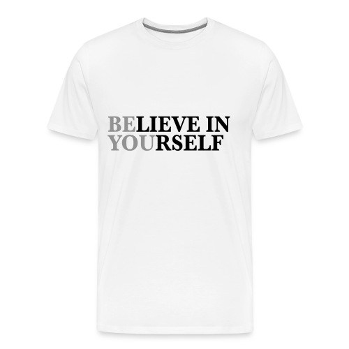 Be You - Men's Premium T-Shirt