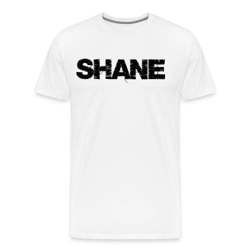 SHANE | Musician's Name - Men's Premium T-Shirt