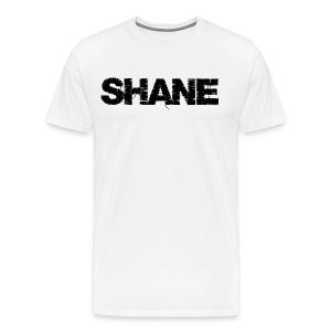 SHANE   Musician's Name - Men's Premium T-Shirt