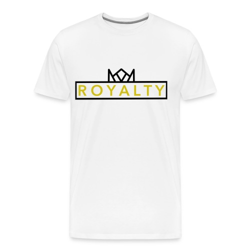 Royalty 1 - Men's Premium T-Shirt
