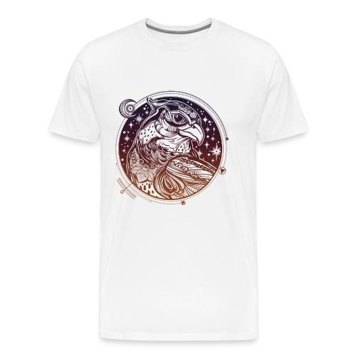 Head of Eagle - Men's Premium T-Shirt