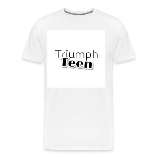 Triumph Teen Merch - Men's Premium T-Shirt