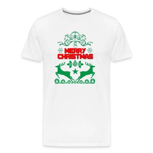 Happy Day Merry Christmas Gift - Men's Premium T-Shirt