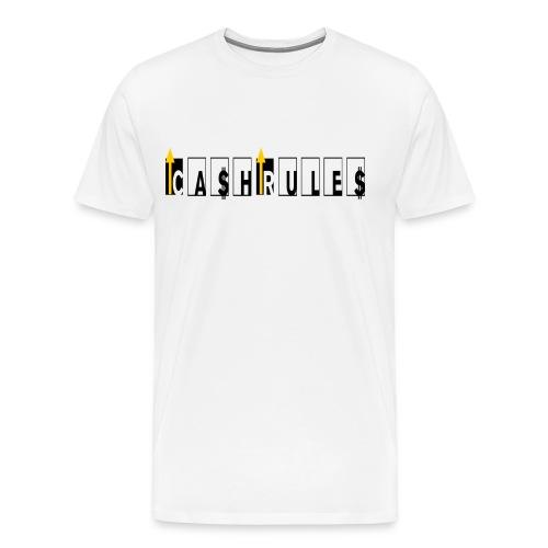 Cash Rules - Men's Premium T-Shirt