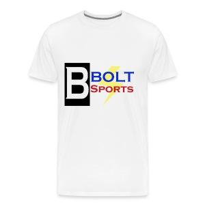Bolt Sports 2nd Collection - Men's Premium T-Shirt