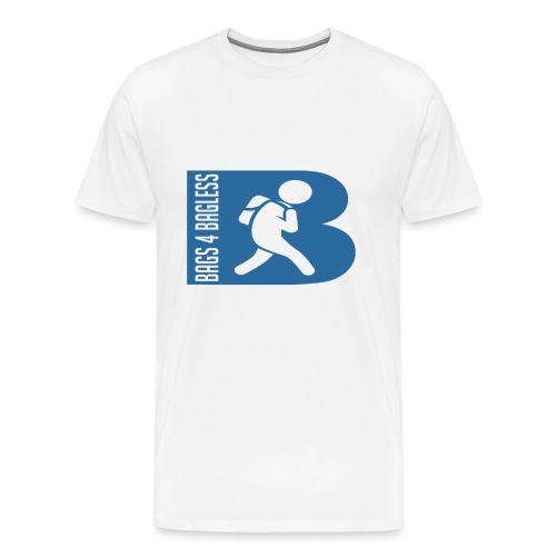 Bags 4 Bagless - Men's Premium T-Shirt