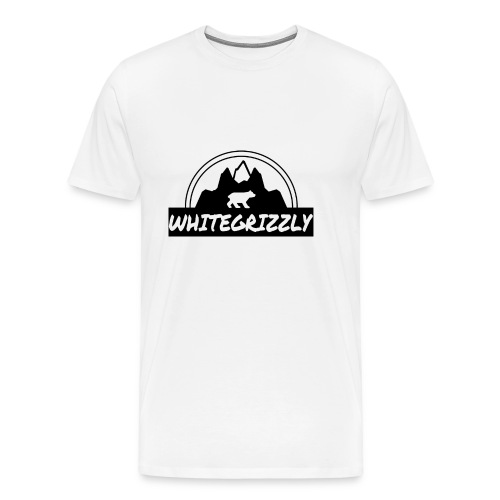 WHITEGRIZZLYCLOTHING - Men's Premium T-Shirt