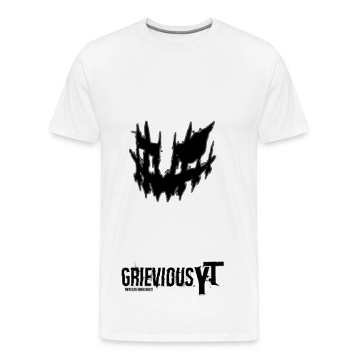 GrieviousYT T-shirt 1 - Men's Premium T-Shirt