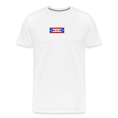 Puerto Rico Logo - Men's Premium T-Shirt
