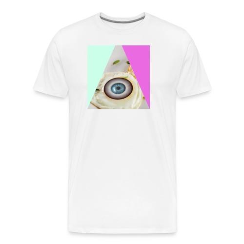 Egg-Eyes - Men's Premium T-Shirt