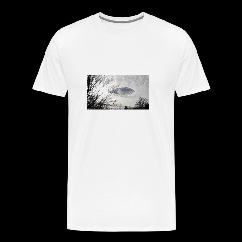 Hole in sky - Men's Premium T-Shirt